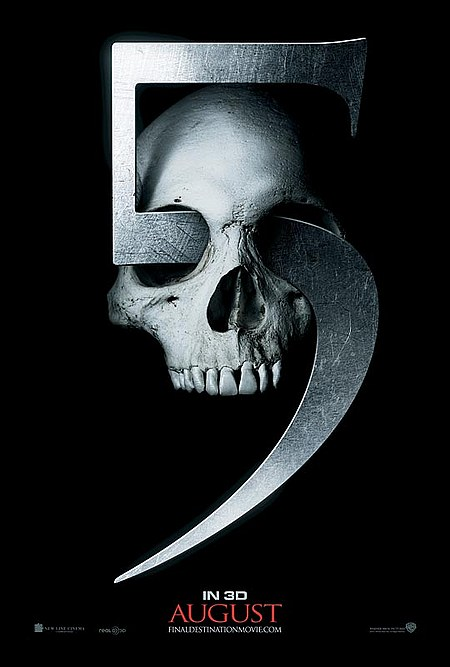 "The ""Final Destination 5"" Poster & Trailer!"