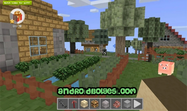 Craft Cube Lands Mod apk