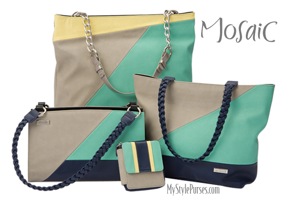 Miche Mosaic Collection available at MyStylePurses.com