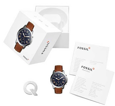 smartwatch fossil q grant