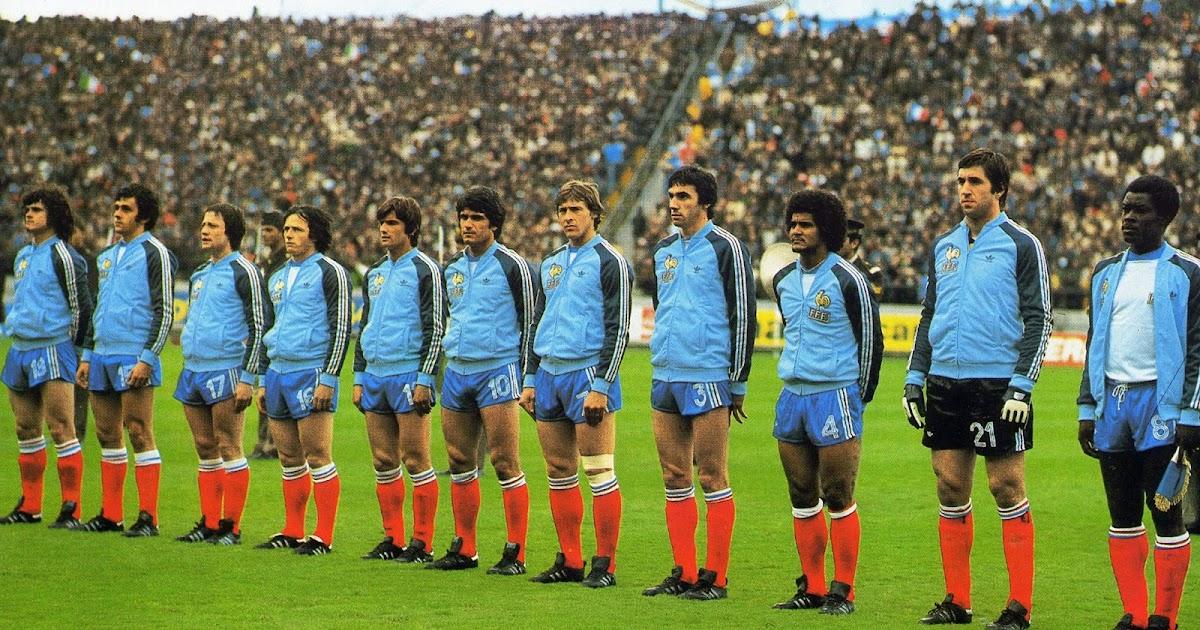 Italie france 1978 the vintage football club - Finale coupe du monde 1978 ...