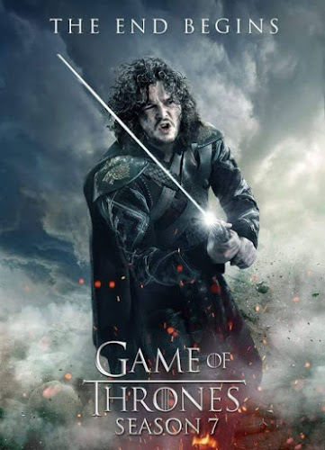 Game Of Thrones Temporada 7 (HDTV 720p Dual Latino / Ingles) (2017)