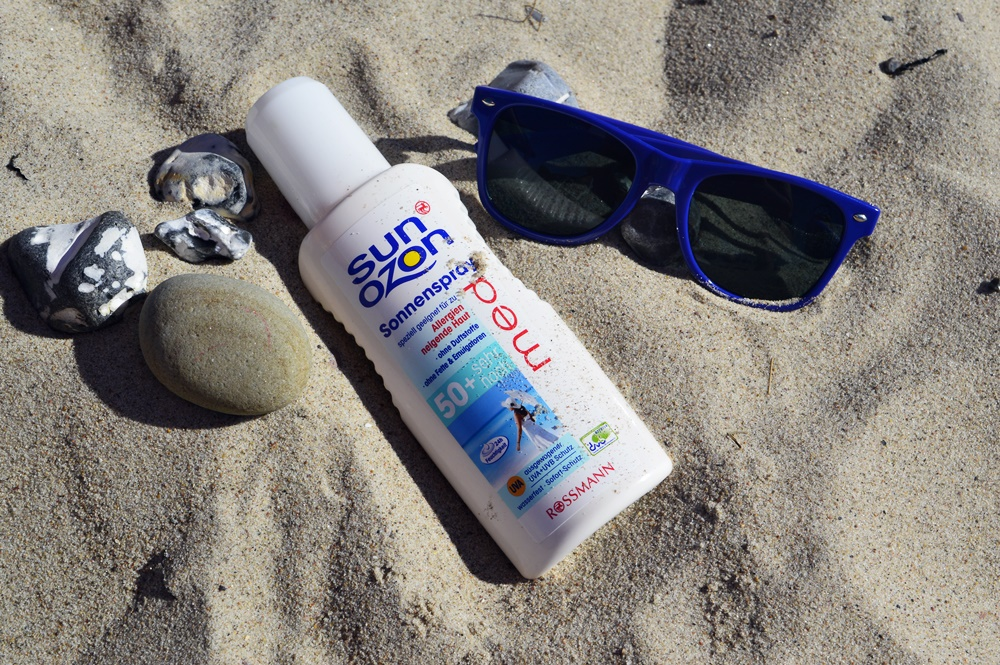 You need a really good and strong suncare product to protect your skin and your eyes from the sun