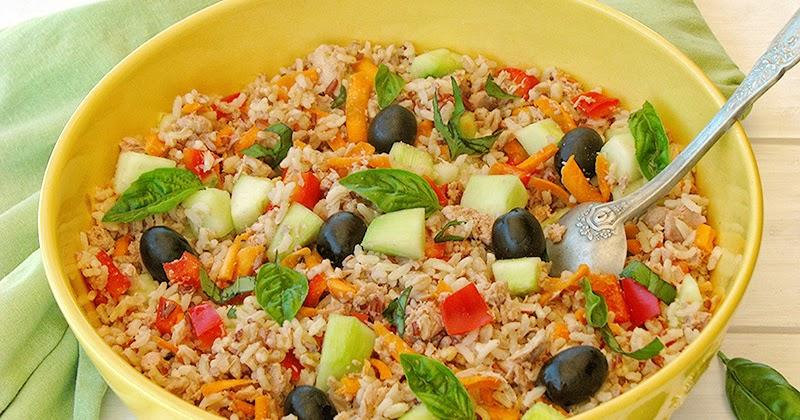 salade composee au riz et aux cereales recettes bio green lifestyle. Black Bedroom Furniture Sets. Home Design Ideas
