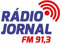Ouvir a Rádio Jornal FM 91,3 de Aracaju SE Ao Vivo e Online