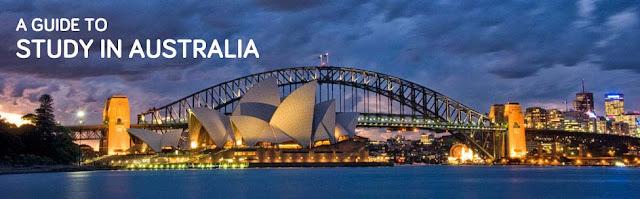 الدراسة في أستراليا