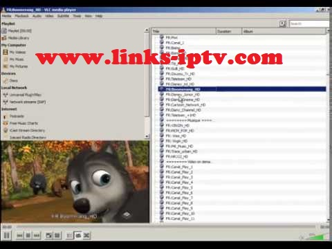 Free IPTV links France M3u HD Playlist