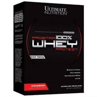 Ultimate Nutrition Prostar Whey - Blog Mas Hendra
