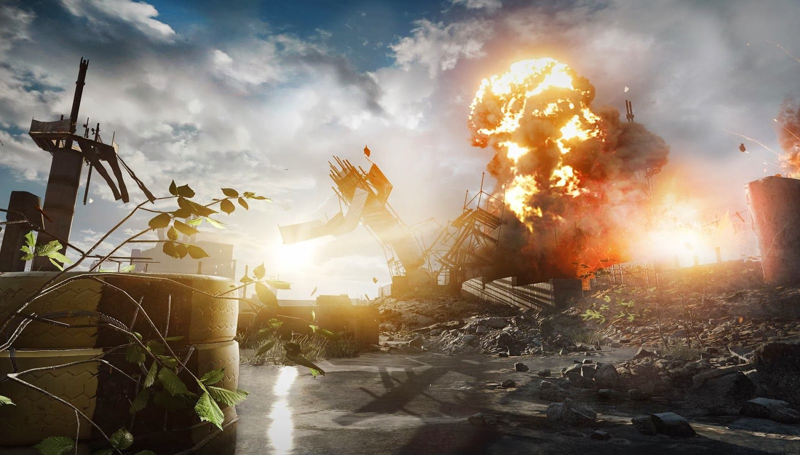 Battlefield 4 Game Review