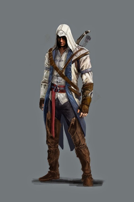 The Cosplay Twins Assassin S Creed Connor Kenway Part One