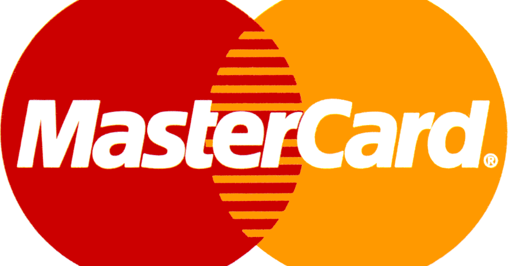 the branding source from 1990 the striped mastercard logo