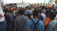 Empresários protestam contra Tratado de Exportação na fronteira entre RO e Bolívia