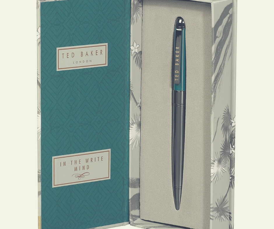 Christmas Gift Ideas For Your Mum And Dad | Ballpoint pens make great gifts because they last forever!