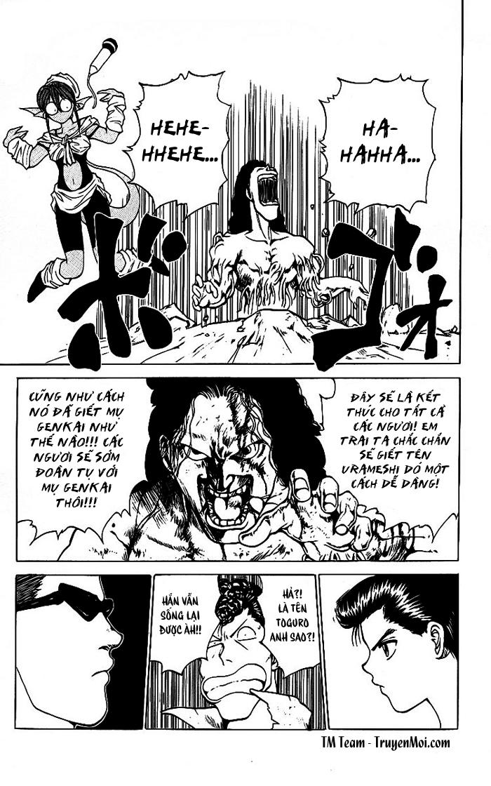 Hành trình của Uduchi chap 102: đề nghị của sakyou trang 13