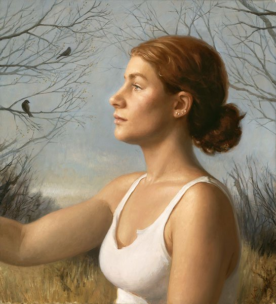 Patricia Watwood 1971 | American Figurative painter
