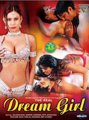 Download 18+ The Real Dream Girl (2014) Hindi Movie DVDRip 350MB