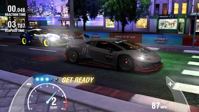 Racing Rivals v6.4.2 Mod Apk Terbaru Unlimited Nitro