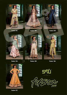 S4U Fusion 2019 Kurtis catalog wholesaler