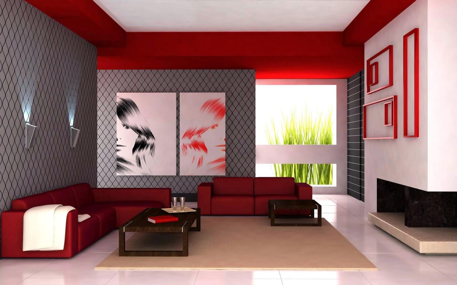 Pilihan Model Cat  Rumah  Minimalis Indoor Outdoor yang