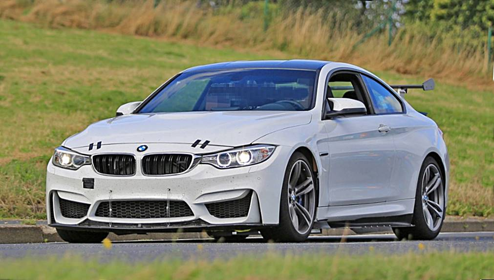 2018 Bmw M4 Gt4 Specs Spy Shots Release Date And Price