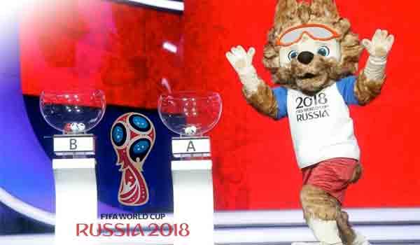 Zabivaka la Mascota del mundial de Rusia 2018