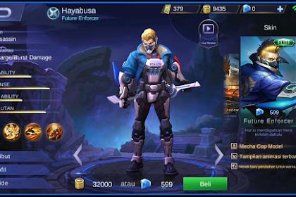 Tips Dan trik Hayabusa Shadow of Iga Dengan Buildnya