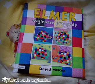 """David McKee """"Elmer. Najlepsze przygody"""""""