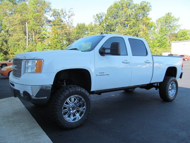 lifted trucks for sale 2008 gmc sierra 2500 lifted truck for sale. Black Bedroom Furniture Sets. Home Design Ideas