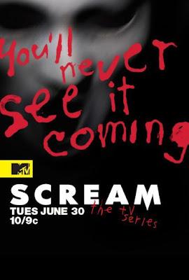Scream (TV Series) S01 DVD R1 NTSC Sub