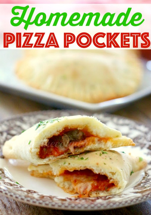 10 Different Ways to Eat Pizza- Love pizza, but tired of eating it the traditional way? Check out these recipes for fun (and tasty) different ways to eat pizza! | homemade pizza, calzones, muffin pizza, stromboli, pizza bites, appetizers, dinner, pizza night ideas