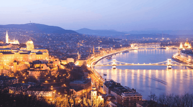 Chollos viajes a Budapest