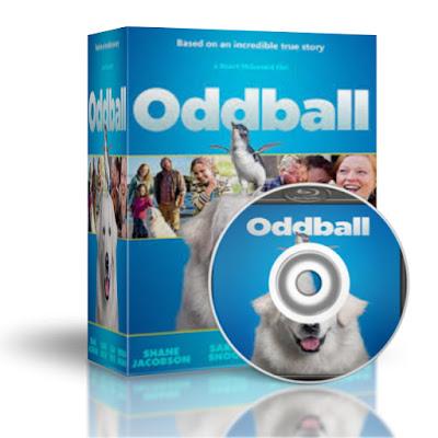 Oddball And The Penguins 2015 HDRip-Mp4-1080p Latino