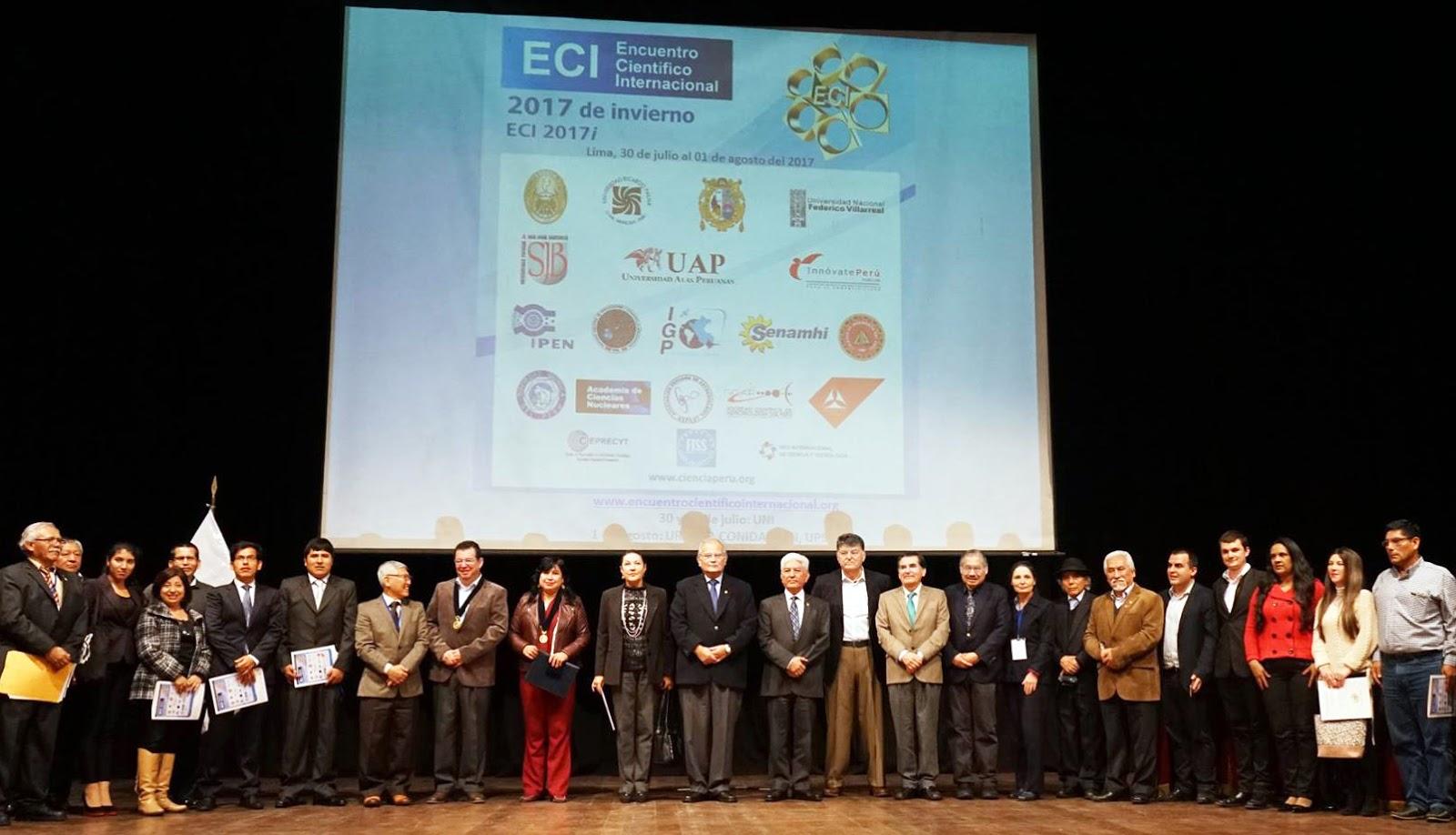 Encuentro Científico Internacional fue inaugurado en la UNI