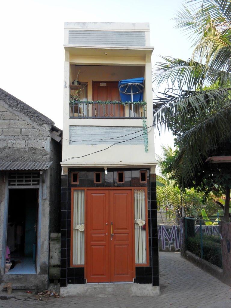 Desain Rumah Minimalis Memanjang Ke Samping | Kumpulan ...