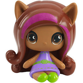 MH Clawdeen Wolf Mini Figures