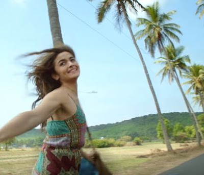 Alia Bhatt Looks, Pics and Images in Dear Zindagi Movie