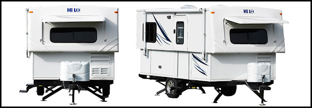 Hi-Lo Travel Trailers