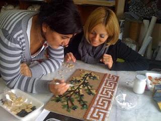 mosaic course