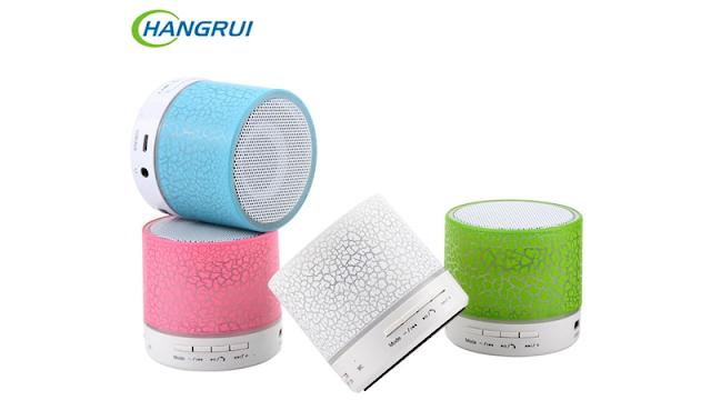 Speaker Portable, Murah dan Berkualitas, HANGRUI A9 Bluetooth Speaker Mini Wireless