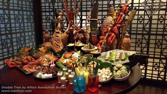 Jom Makan | Menu Ramadhan ala Pasar Malam Di Double Tree by Hilton