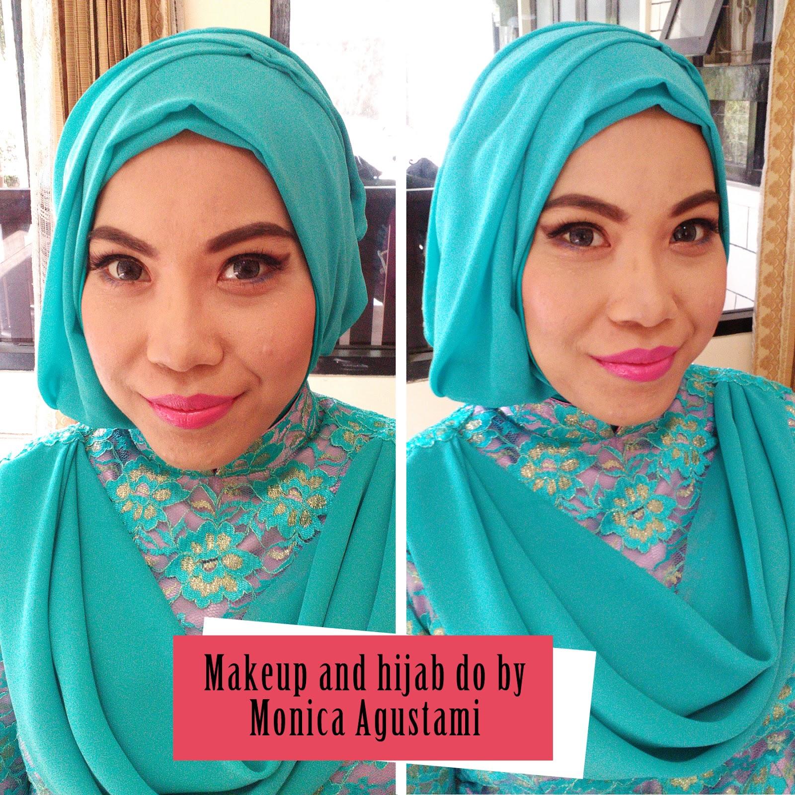 Portfolio Makeup By Monica Agustami Juli Agustus Monica Agustami