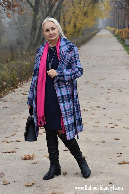 Deichmann, Qiosque, Orsay, Babooshkastyle, Stylistka, personalstylist, modna krata, blogger50+, over50plus