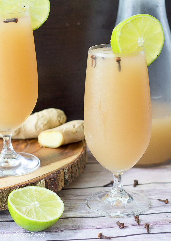 Trinidad Ginger Beer Recipe