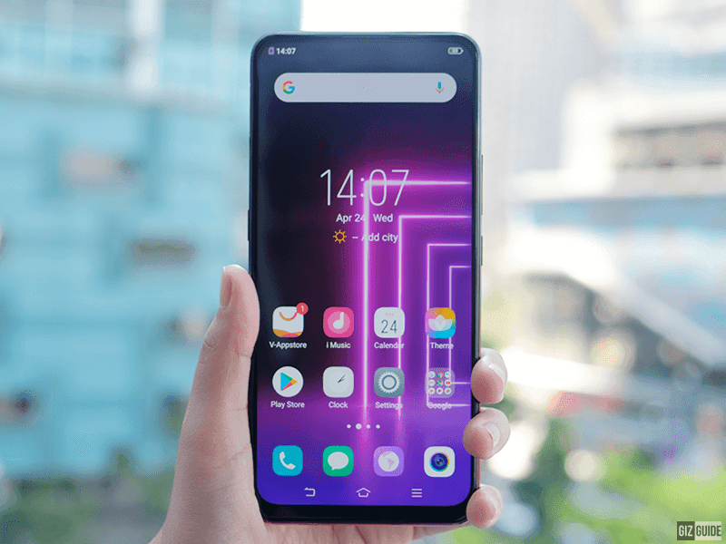 Vivo V15 Unboxing and First Impressions