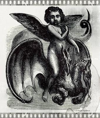 Gambaran mengenai sosok asli iblis valak
