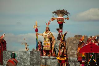 El Inca de Tahuantinsuyu, Atahualpa.