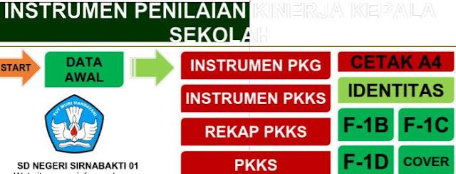 Download Aplikasi Instrumen PKKS dan PKG Sesuai JUKNIS Terbaru 2017