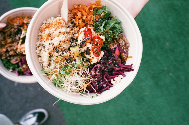Vegan Salad ideas
