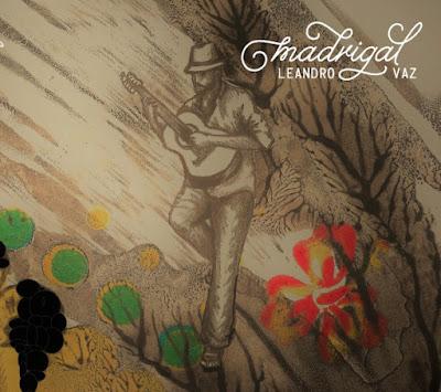 Leandro Vaz lança seu primeiro CD no SESC de Arcoverde