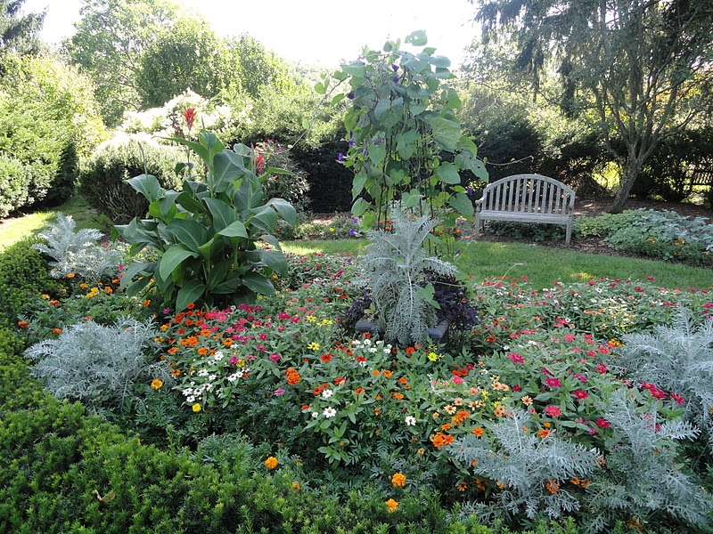 Stop and Smell the Flowers. Comments. We recently visited the New Jersey Botanical Gardens ...